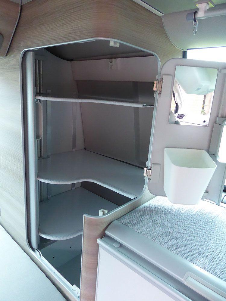 vw t5 t6 california campingzubeh r schrankausbau 1. Black Bedroom Furniture Sets. Home Design Ideas